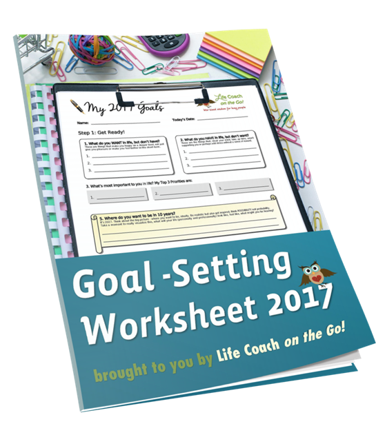 Printables Goal Setting Worksheet Pdf free 2017 annual goal setting worksheet pdf life coach on the go go