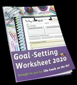 2020 Goal-Setting Worksheet Image