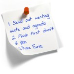Increase Productivity with 3 Step Post-it