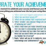 Graphic: Celebrate Achievements