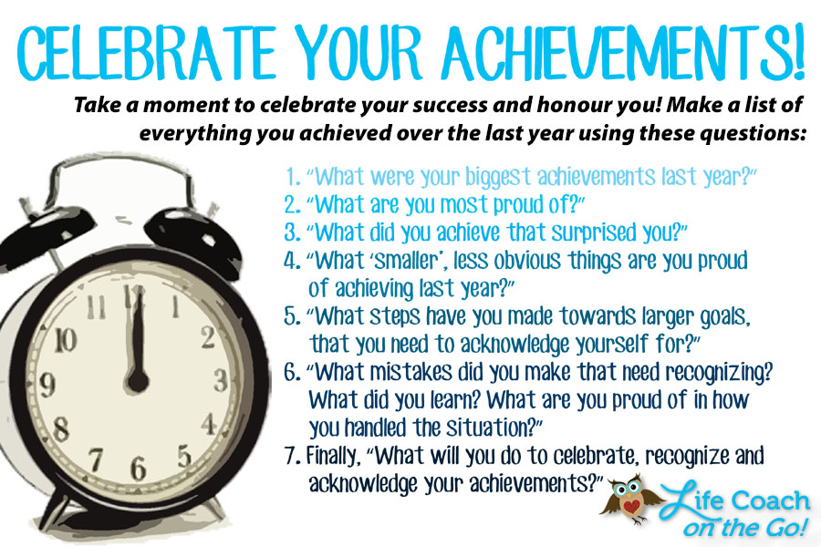 Graphic: Celebrate Achievements